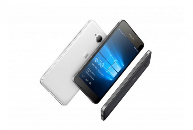 Microsoft launches metal-clad Lumia 650; price, specifications