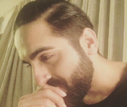 Ayushmann Khurrana sports a nose ring
