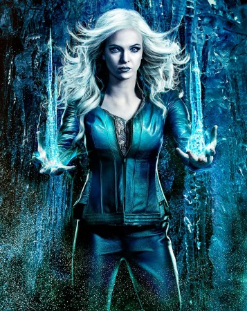Caitlyn Snow is Killer Frost in Earth-2 of