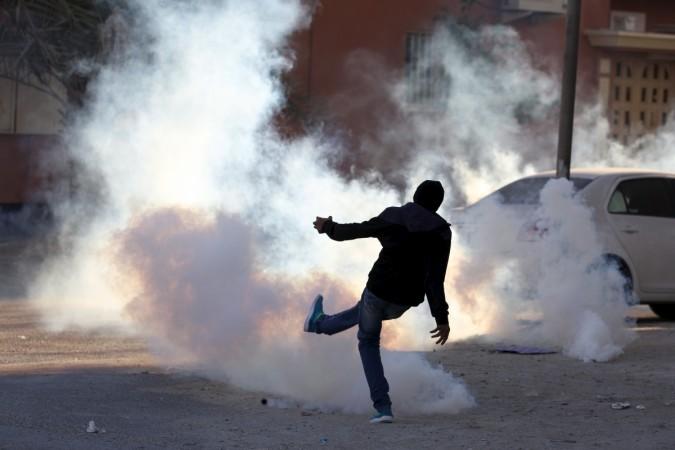 Sitra, Bahrain protest