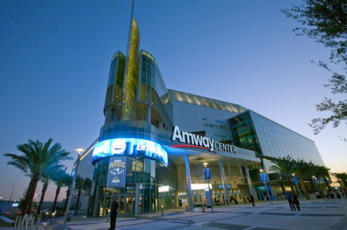 Amway centre