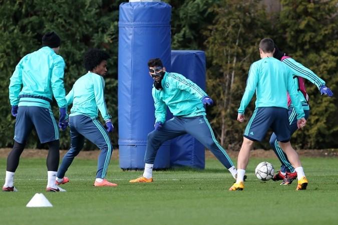 Diego Costa Willian Chelsea