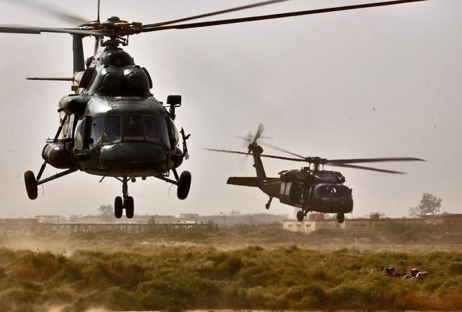 Iraq Mi-17