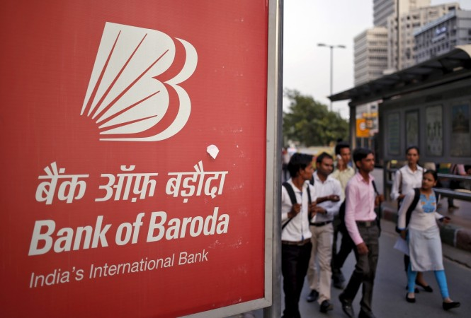 Bank of Baroda Bank capitalisation