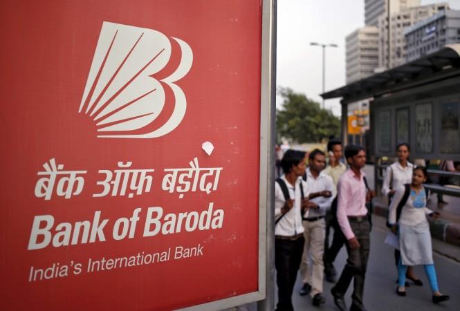Bank of Baroda Bank capitalisation