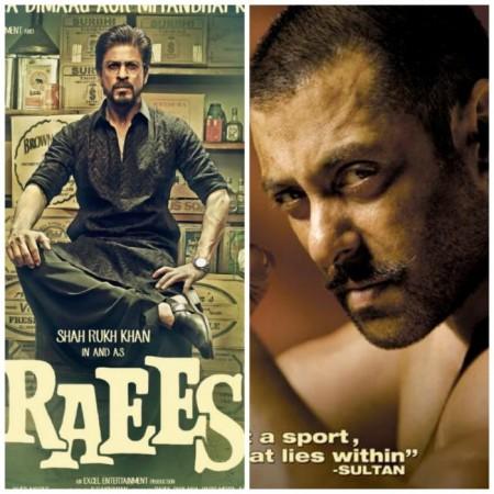 'Raees' vs 'Sultan'