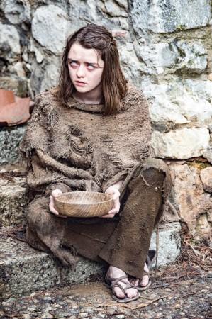 """Arya is blind as of """"Game of Thrones"""" Season 5 finale"""