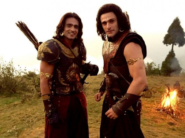 'Siya Ke Ram' actor Ashish Sharma aka Ram walks out of shoot?