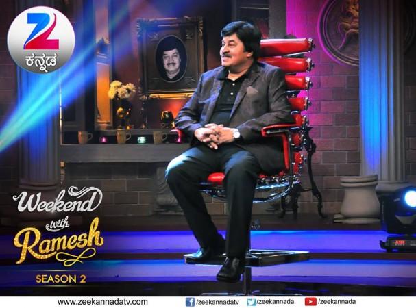 Srinath on 'Weekend with Ramesh 2'