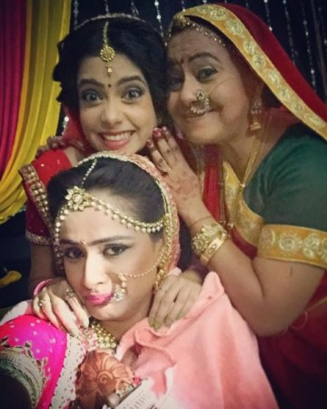 Diya Aur Baati Hum: New bride Arzoo's fun-filled entry into the Rathi family