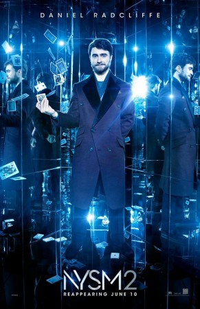 Daniel Radcliffe in character poster from NYSM 2