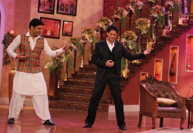 Kapil Sharma, Shah Rukh Khan