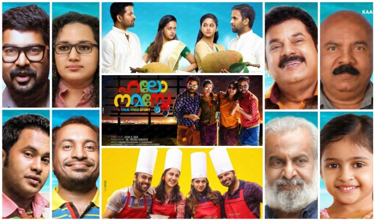Hello Namaste Live Audience Review