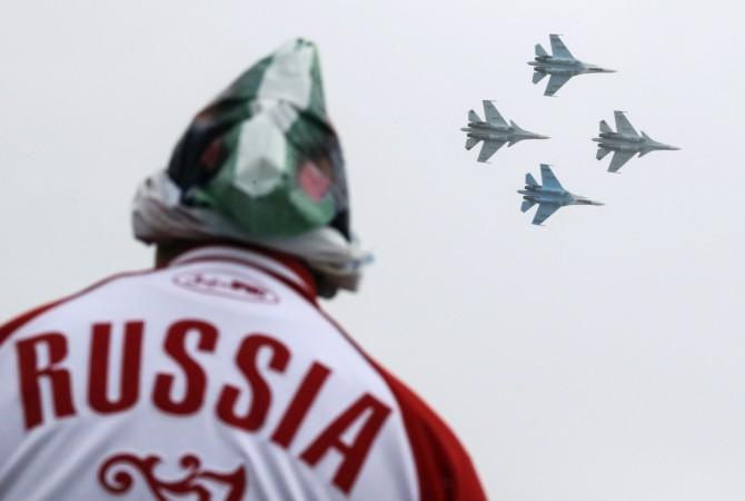 Su-30SME variant showcased