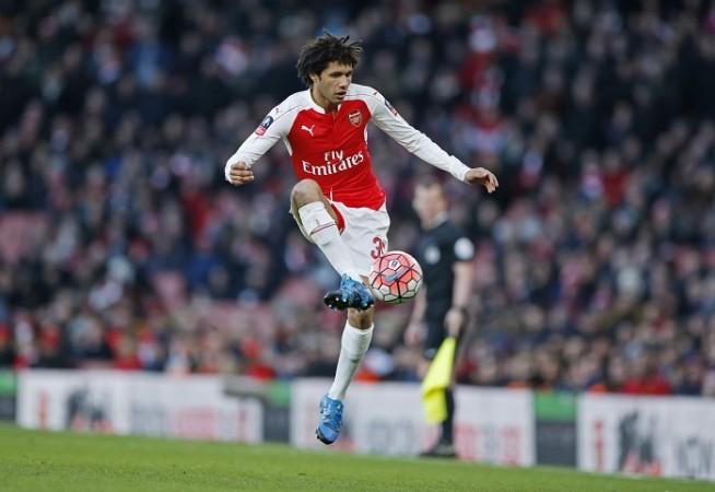 Arsenal Mohamed Elneny
