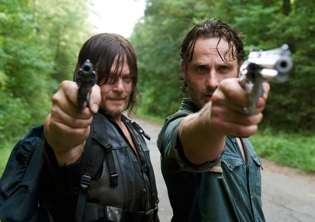 Walking Dead S6 E10