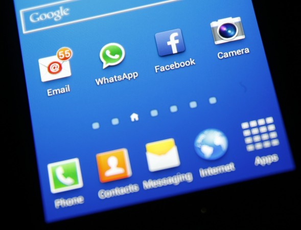 Apps running in the background consume nearly 30 percent of the data without user's knowledge or authorisation