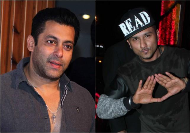 Salman Khan, Yo Yo Honey Singh