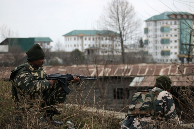 Pampore encounter