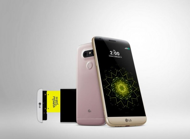 LG G5 is launching in India in Q2 2016