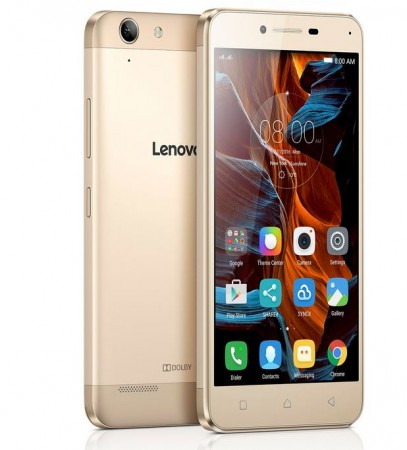 MWC 2016: Lenovo launches metal-clad Vibe K5 Note, Vibe K5