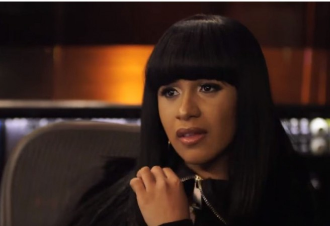 Cardi B is upset that Self is not doing more to promote her music