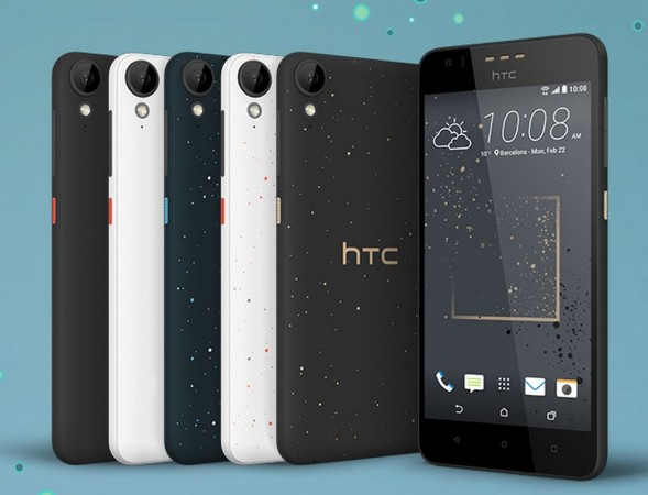 MWC 2016: HTC unveils Desire 825, 630 and 530