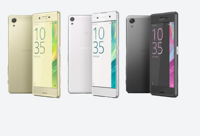MWC 2016: Sony announces new Xperia X series smartphones