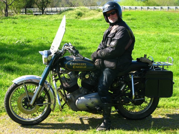 Carberry Motorcycle