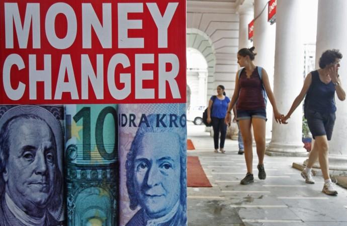Indian rupee Rupee Rupee vs dollar money changer