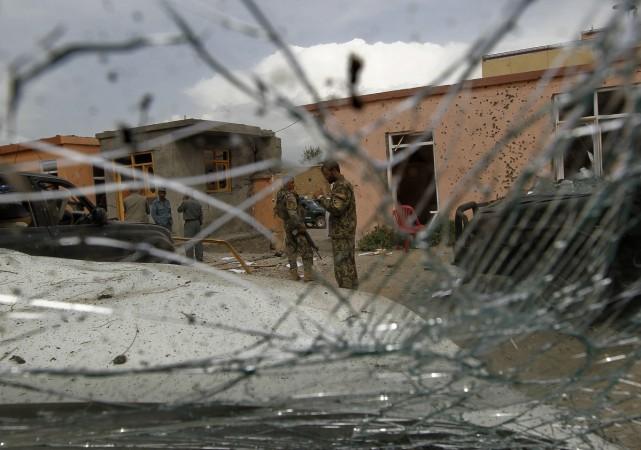 afghanistan parwan blast