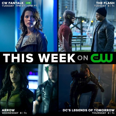 DC week of crossovers will bring Lyla and Diggle to