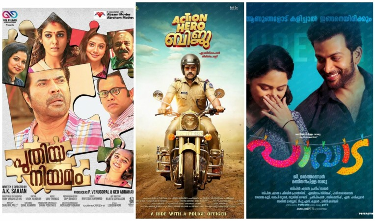 Malayalam films overseas box office collection report