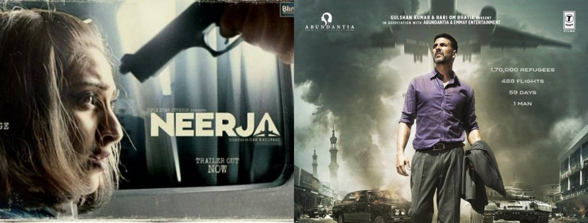 Neerja and Airlift