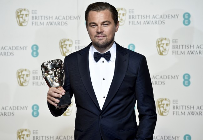 Leonardo Dicaprio has famously never won an Oscar, despite being nominated six times