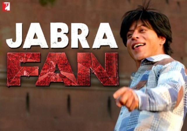 Shah Rukh Khan's 'Fan' poster