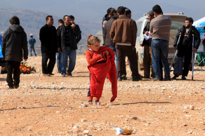 syria camp