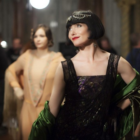 Miss FIsher's Murder Mysteries is one of the most popular shows on ABC
