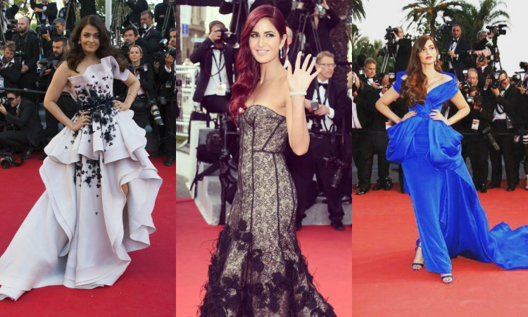 Sonam Kapoor, Aishwarya Rai Bachchan and Katrina Kaif