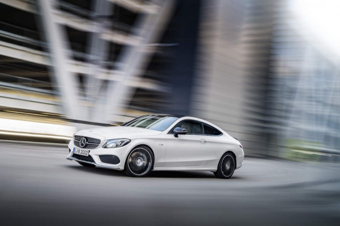 Mercedes-AMG C 43 Coupe