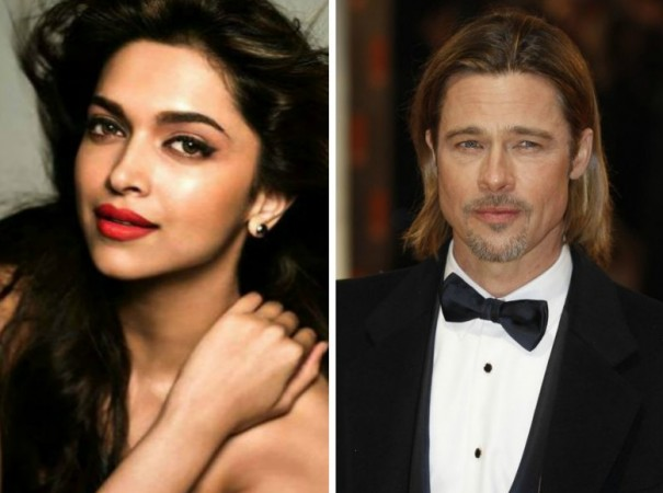 Deepika Padukone to star opposite Brad Pitt