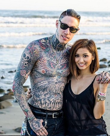 Trace Cyrus and Bremda Song