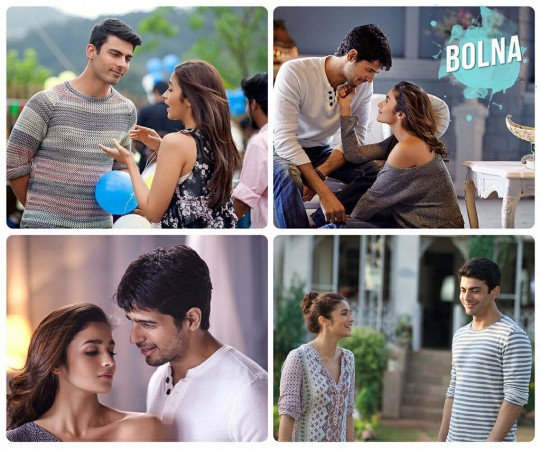 Alia Bhatt's chemistry with Fawad Khan and Sidharth Malhotra look adorable in 'Bolna' song