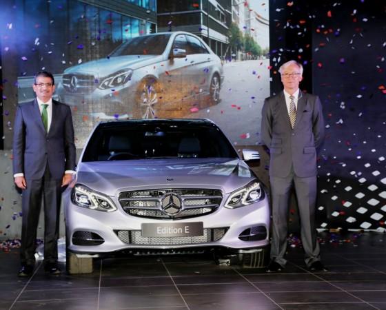 Mercedes-Benz E-Class Edition E