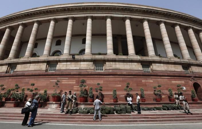 India parliament budget modi