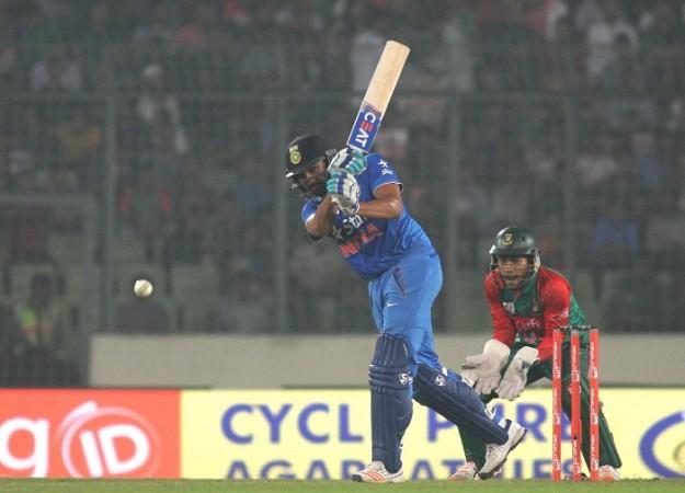 Rohit Sharma India Bangladesh Asia Cup T20