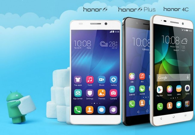 Huawei Honor 6, 6 Plus get Android Marshmallow in India; Honor 4C next in line to receive update