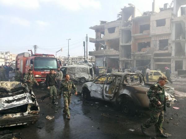 Isis bomb