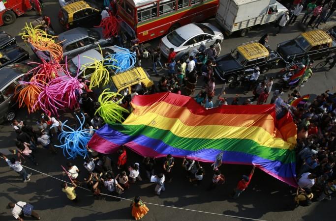 LGBTQ  parade