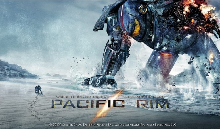 Sequel to Pacific Rim is under development